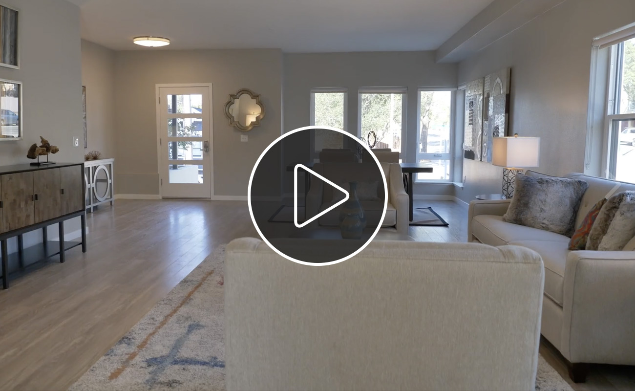 Baxter on Broadway - Townhomes Video
